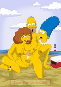 gotofap__Simpsons And Flanders On The Beach 04_3799877751.jpg