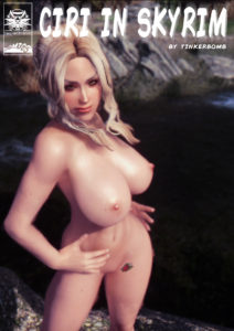 Ciri in Skyrim page00 Cover 27643354.jpg
