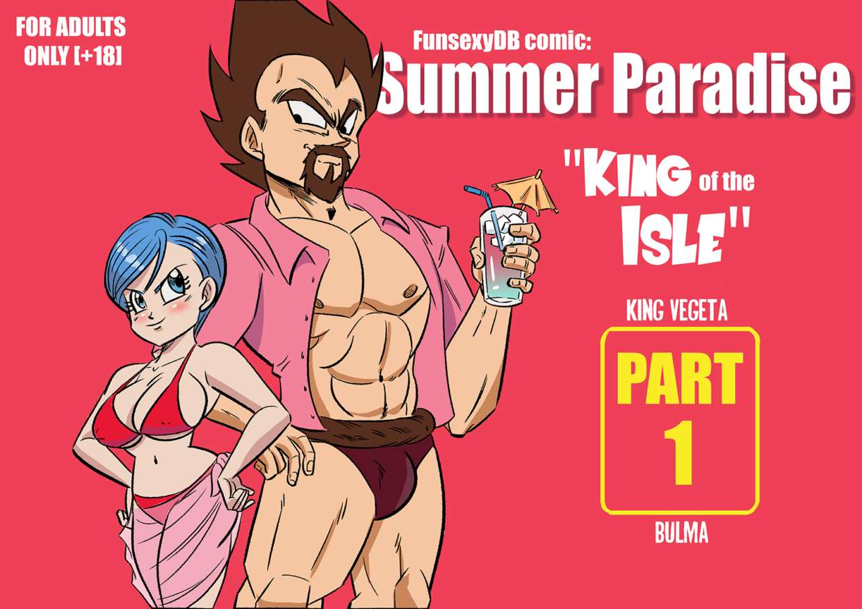 Summer Paradise Part 1 King of the Isle English page00 Cover   92856297.png