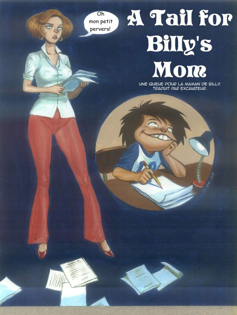 A Tail For Billys Mom Episode One French Color page00a Cover 36482075.jpg