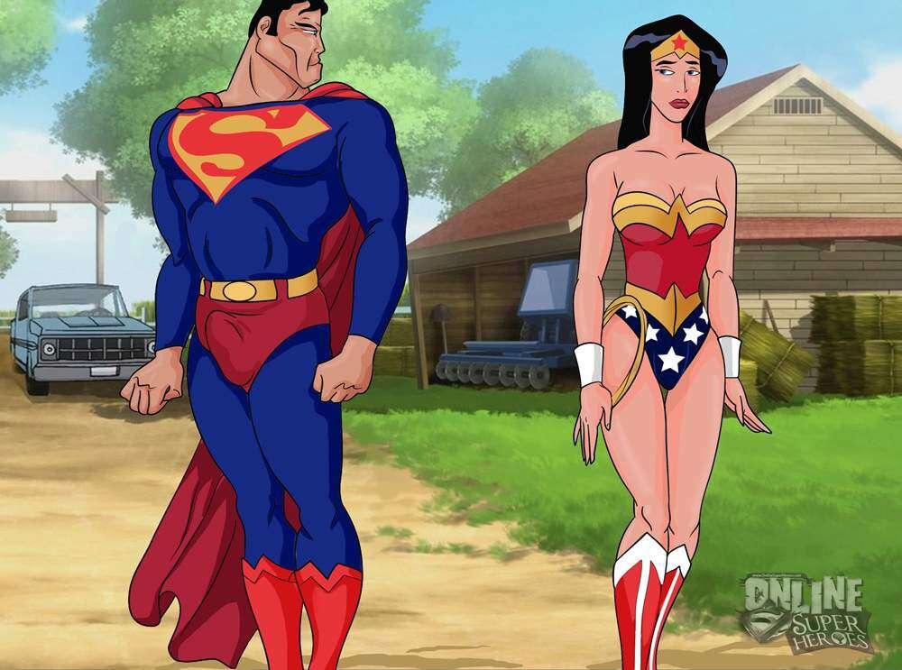 Wonder Woman And Superman Enjoy A Hardcore Countryside Fuck Together p01   87953614 lq.jpg