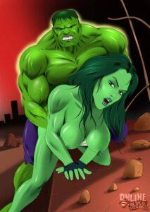She Hulk Gets Intense Fucking From Hulk page02 25146730 lq.jpg