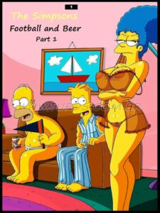 Football and Beer Part 1 French page00 Cover 86417925 lq.jpg